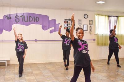 The Studio dancers