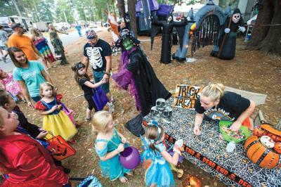 wind creek fall festival
