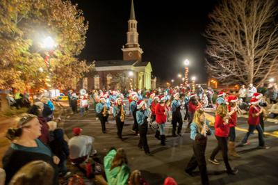 Christmas parade to be held Monday in