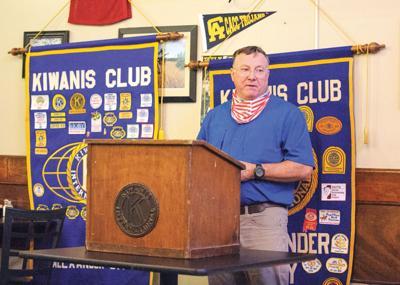 Alexander City Mayor Woody Baird