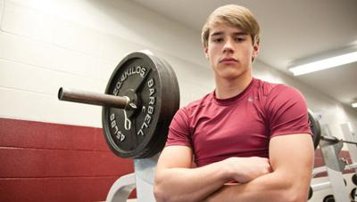 Hendrix wins power lifting state title two years after defeating cancer