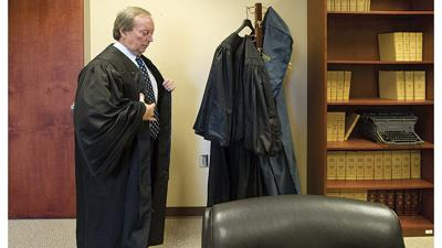 Circuit Judge Tom F. Young Jr. retiring after 18 years on the bench
