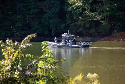 lake martin boating