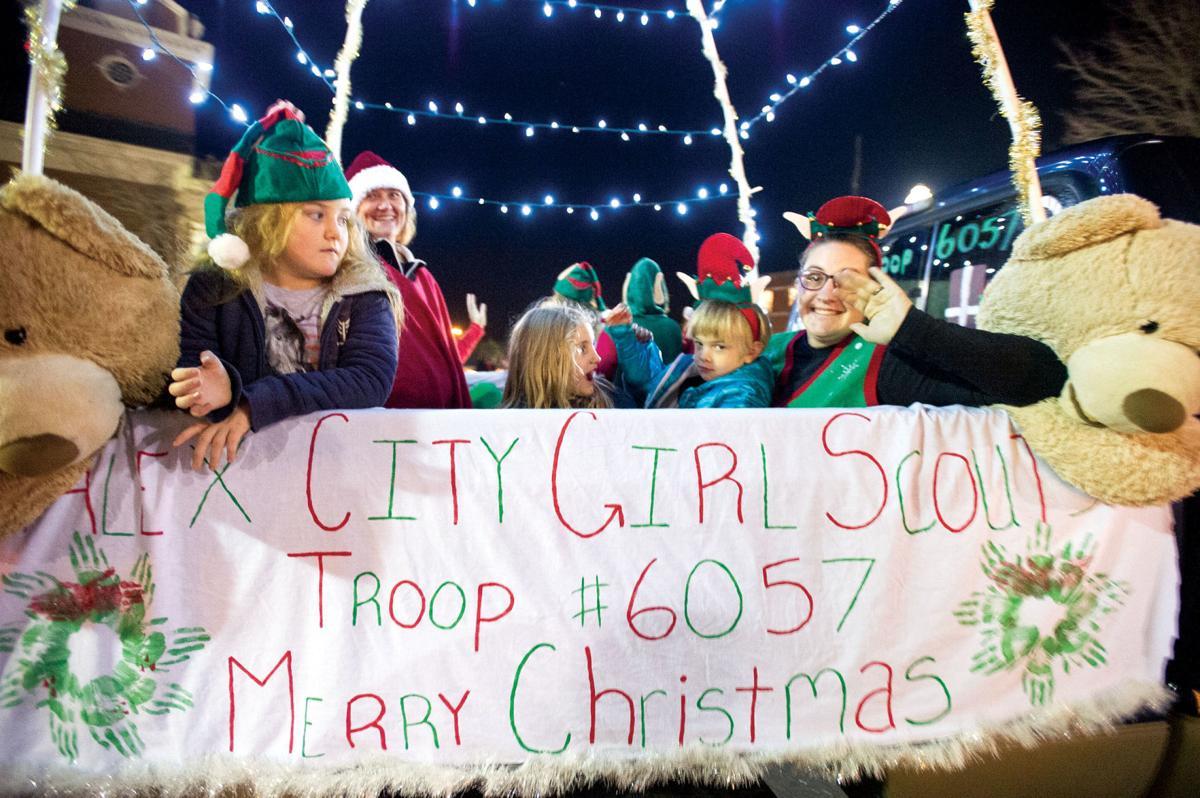 girl scouts alex city