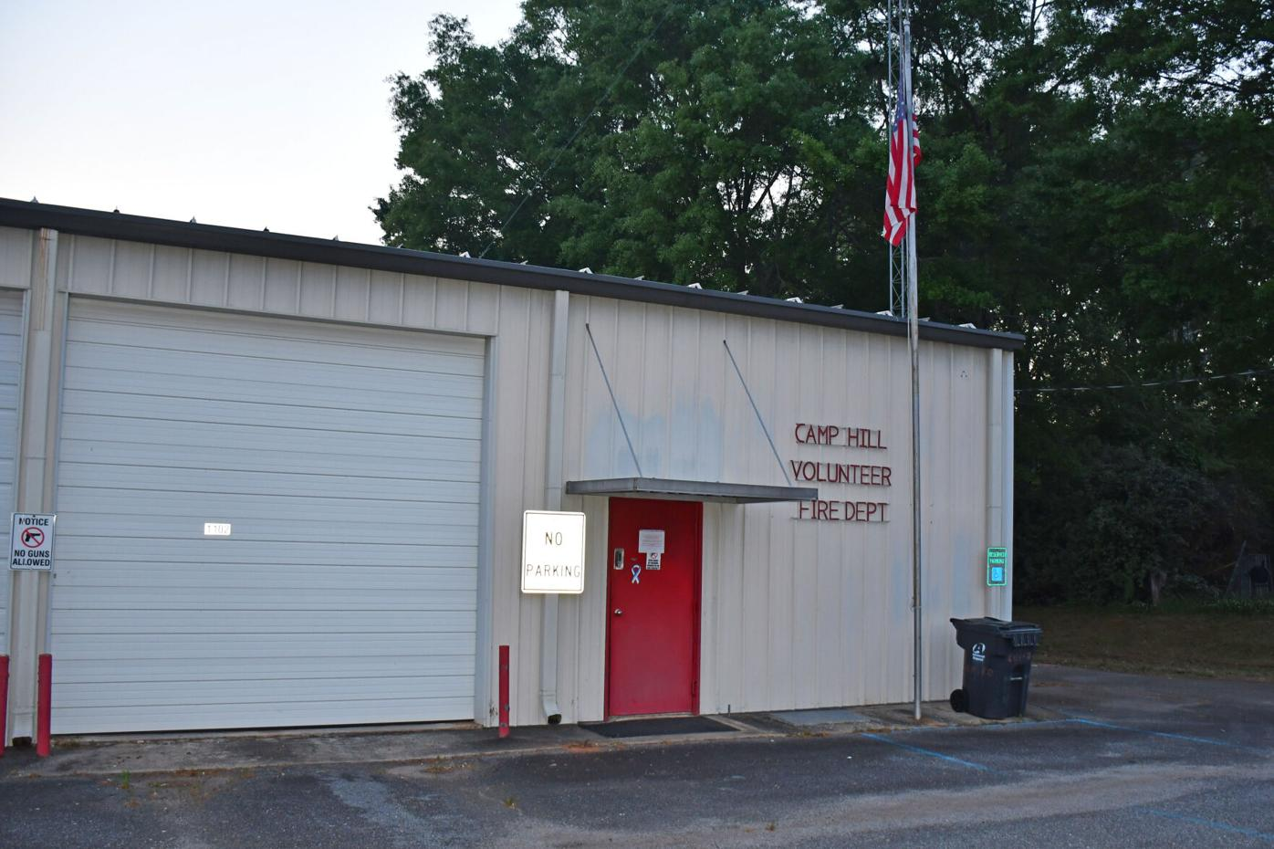 Camp Hill Volunteer Fire Department