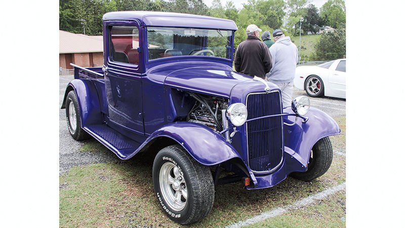 Just the classics: Nearly 100 vehicles featured in New Site Klassic Kruisers' show