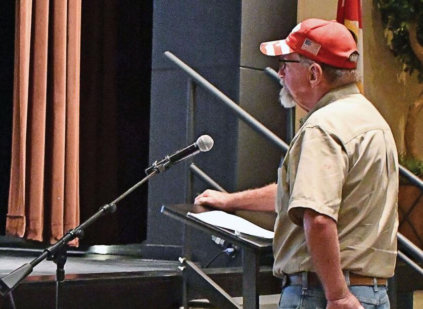 Commissioner Allen Williams