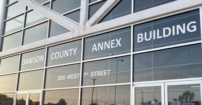 Dawson County Annex