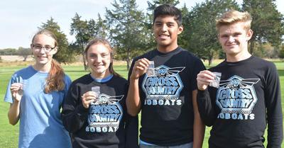 Summerland NVC Medalists