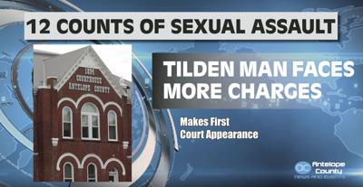 12 Counts Sexual Assault