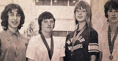Neligh Girls 1972 Relay Team