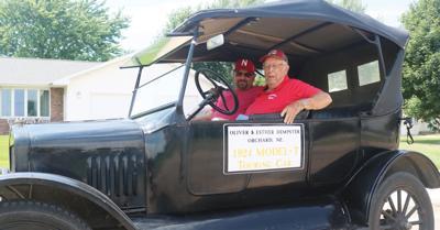 Duard Dempster Model T