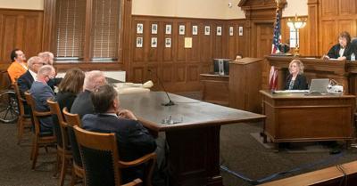 Aubrey Trail Sentencing Hearing