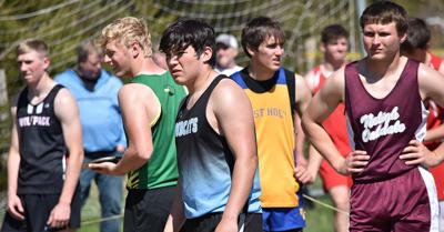 Discus Throwers