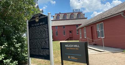 Neligh Mills Historic Site