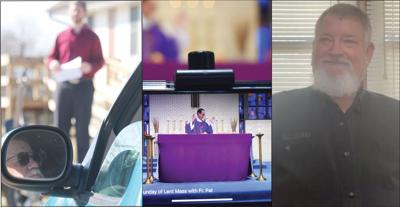 Churches Adapt To COVID-19