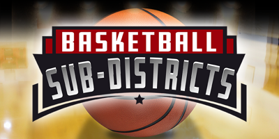 Basketball Sub-Districts