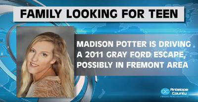 Madison Potter Family