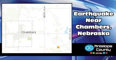 Earthquake Near Chambers