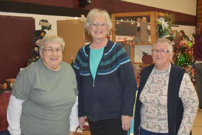 Sharon Klein, Donna Tuch, Jeanne Peterson