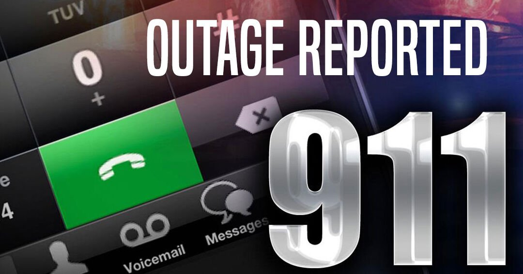 Antelope County 911 Call Center Currently Down