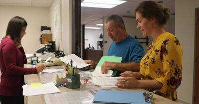 Recall signatures turned in