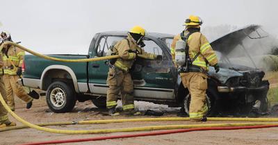 Pickup Fire
