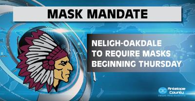 Masks At Neligh-Oakdale