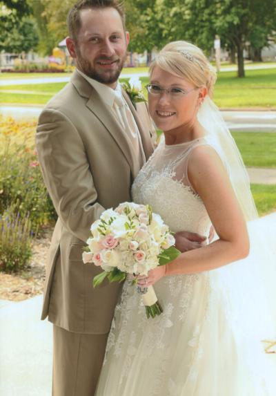 Mr. and Mrs. Steve Spaulding