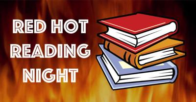 Red Hot Reading Night