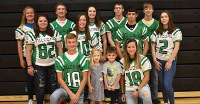 EV Homecoming Court