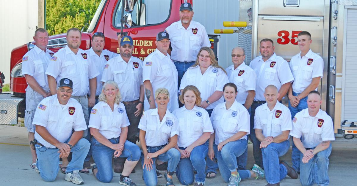 Tilden Fire & Rescue Honored For Service