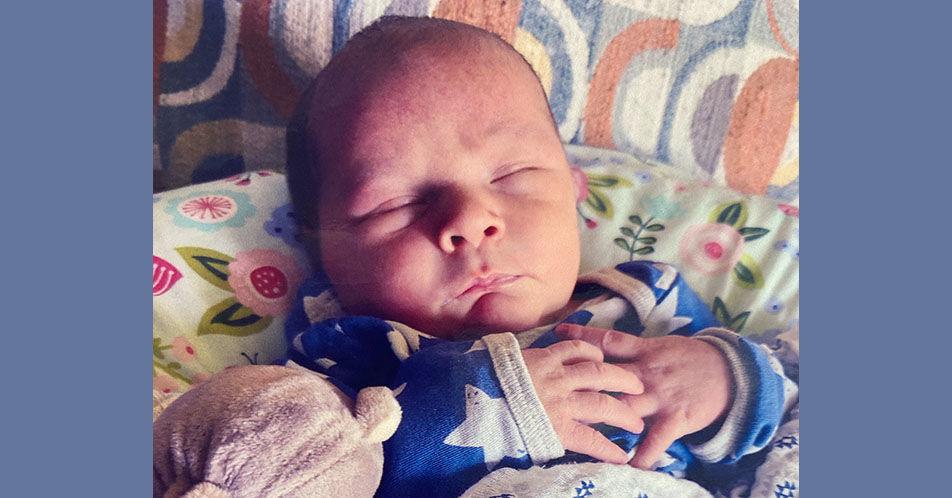 Birth Announcement: Clayton Warren Mullins