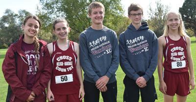 Neligh-Oakdale NVC Medalists
