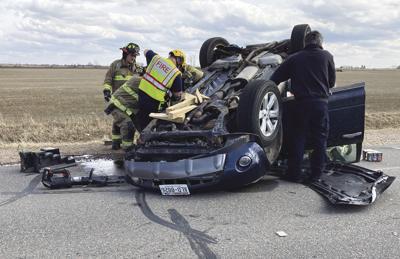 Crash victim identified