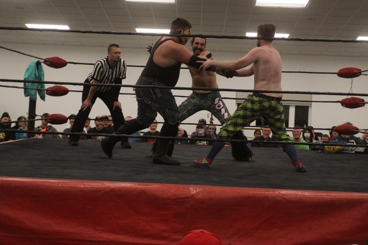 Fatal four-way match