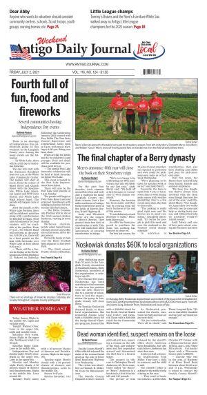 Page A1   e-Edition   antigojournal.com