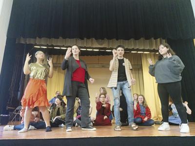 'Schoolhouse Rock' comes to Marysville
