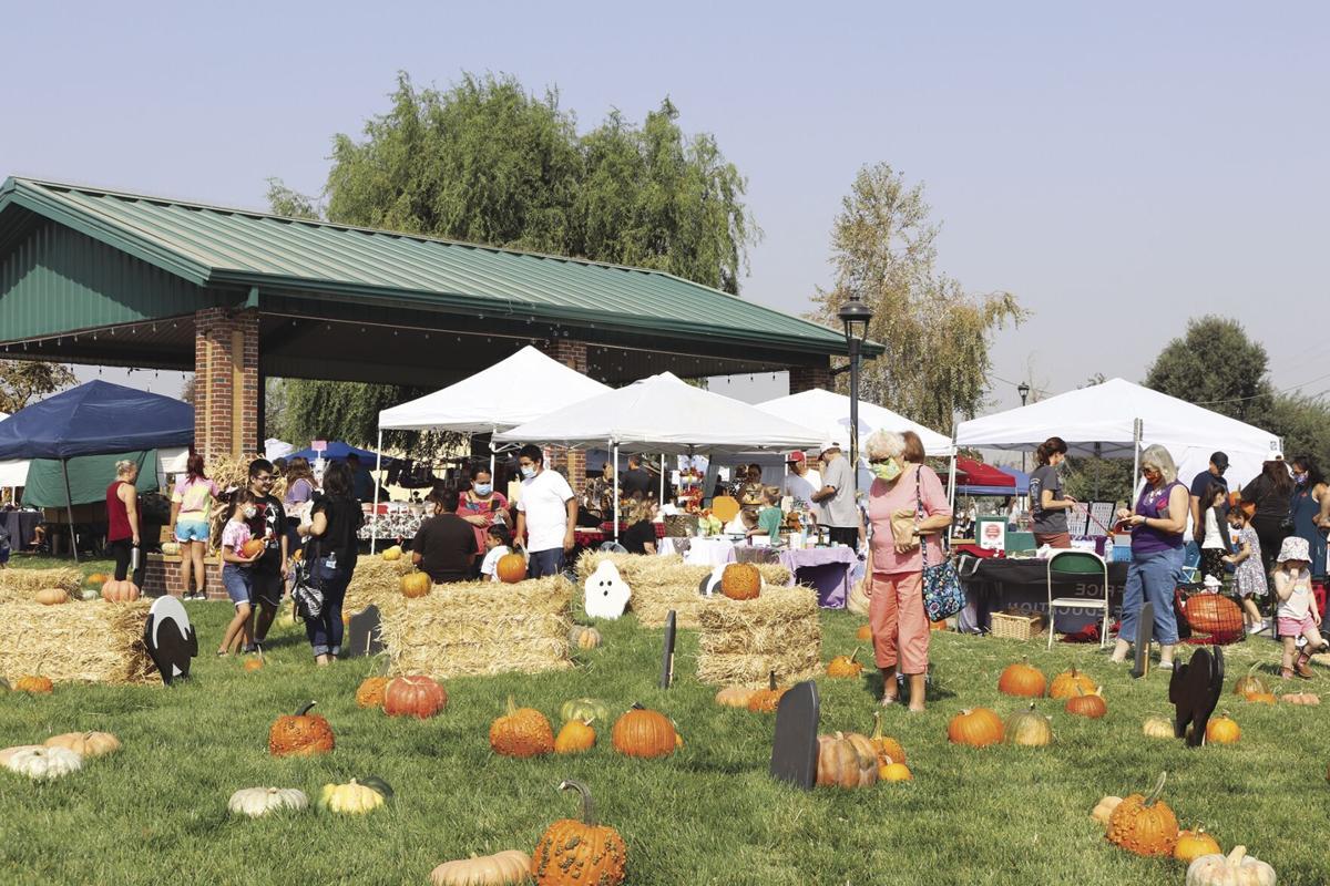 Arbuckle Pumpkin Festival was biggest installment to date