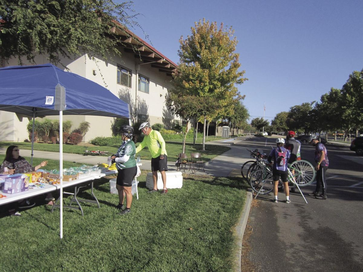 Riders enjoy trails, scenery at Colusa 3F ride