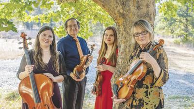Quartet performances scheduled