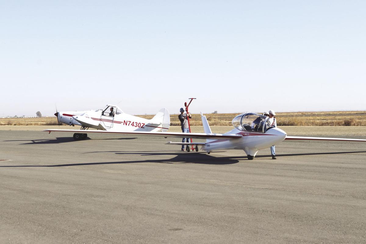 Aerobatic Contest