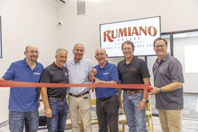 Rumiano Cheese opens new plant in Willows