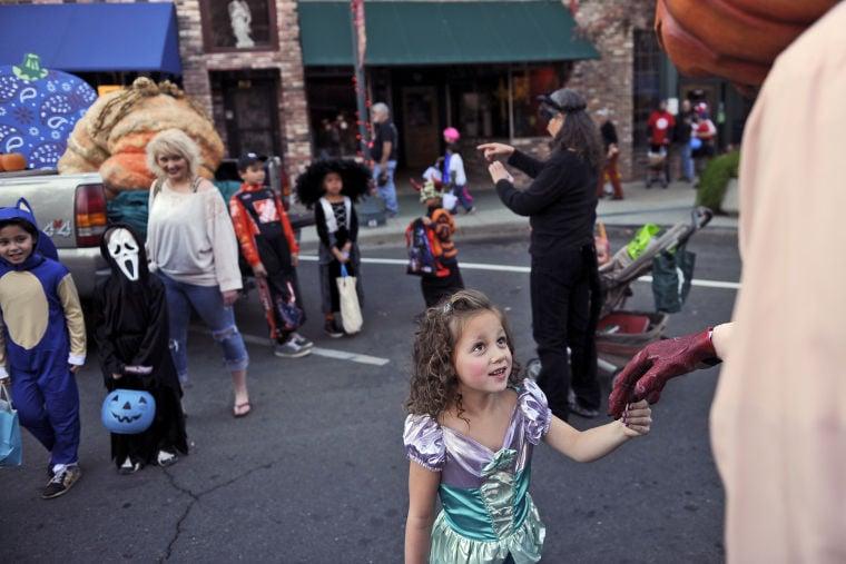 Scarysville Halloween in Marysville