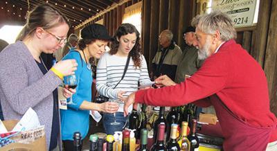 Golden Autumn Wine Festival