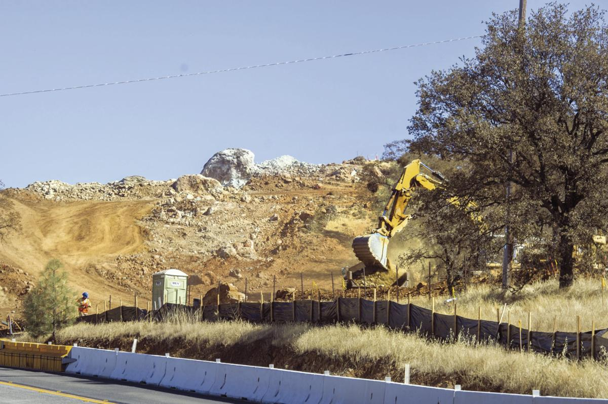 Caltrans projects to bring local roads up to current standards