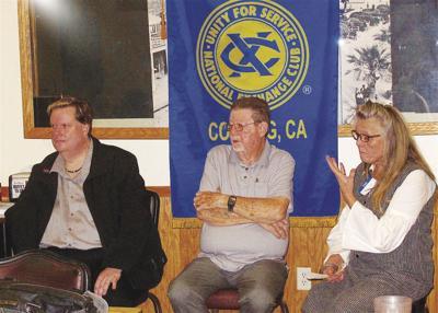 Exchange Club hosts district 5 supervisor candidates night