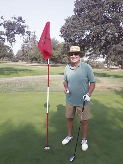 Man scores consecutive hole-in-ones at Arbuckle Golf Club