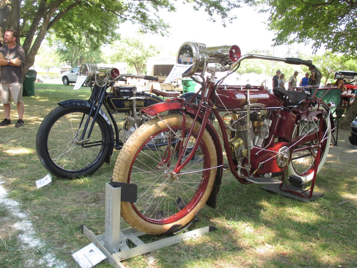 Willows Car and Bike Show