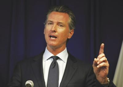 California's spiking gas prices should be investigated for possible fixing, says Gov. Newsom